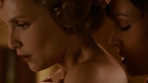 lesbian touching, lesbian making love, make love, Aimée, Jaguar, Germany, love in the war, true love, endless love