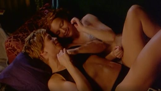 better than chocolate 1999, lesbian couple, Christina Cox, Karyn Dwyer