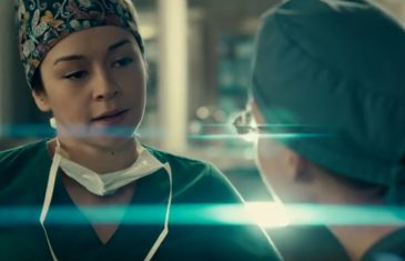 saving hope s03e12, maggie and sydney