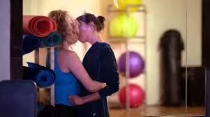 addicted to Fresno 2015 lesbian kiss