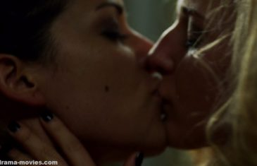 All-About-E-Lesbiankisscene