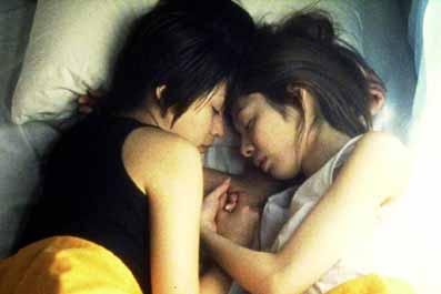 love juice 2000, japan lesbian movie