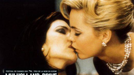 Mulholland Dr. 2001, lesbian movies,, Naomi Watts