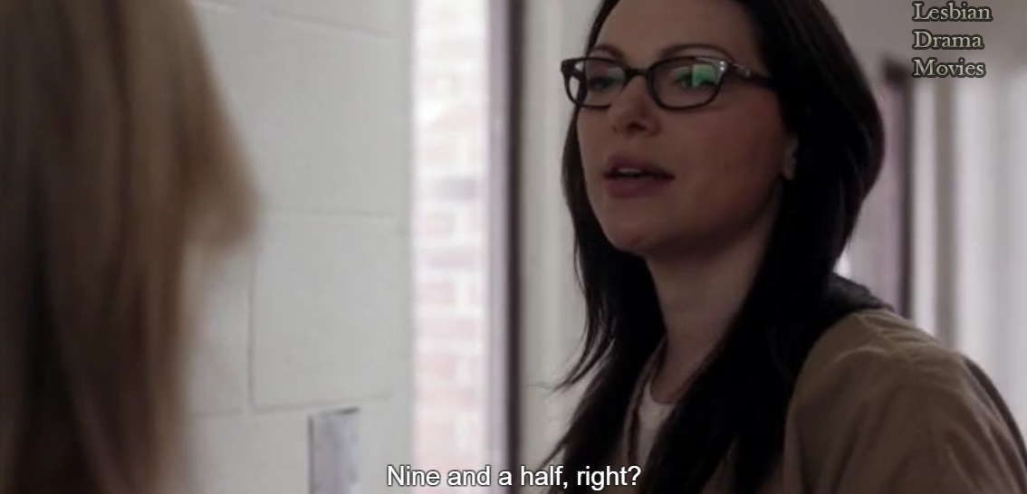 Orange Is The New Black S01E03: Lesbian Request Denied