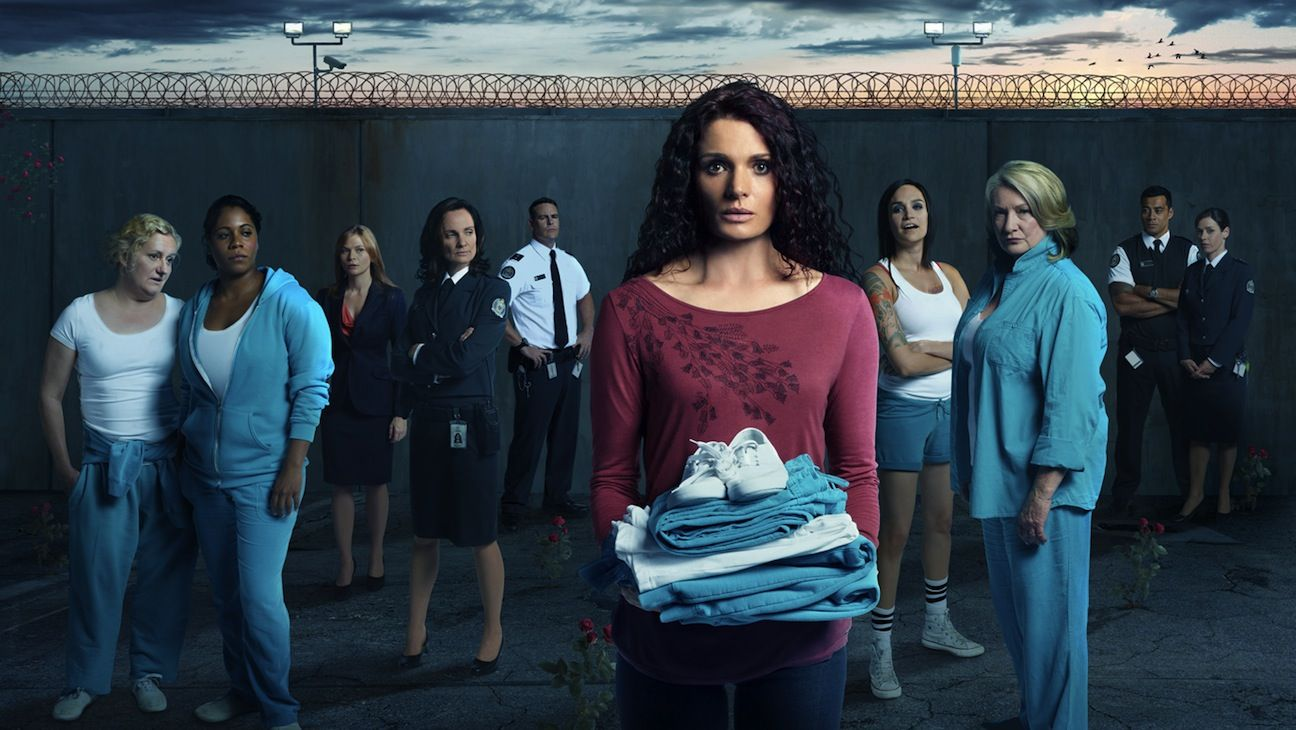 Wentworth S01E09: To the Moon