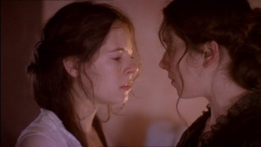 fingersmith_2005, based on best novel lesbian