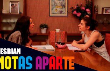 Notas Aparte S01E01: Lesbiana