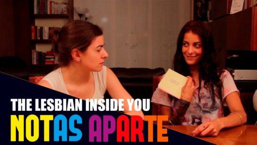 Notas Aparte S01E03: The Lesbian Inside You