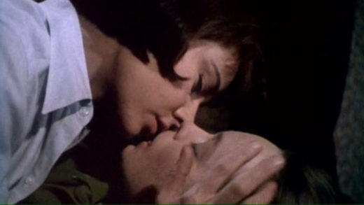 the fox 1967, lesbian kiss