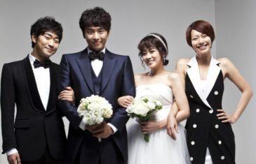 two wedding and a funeral, korean lesbian movies, korean gay