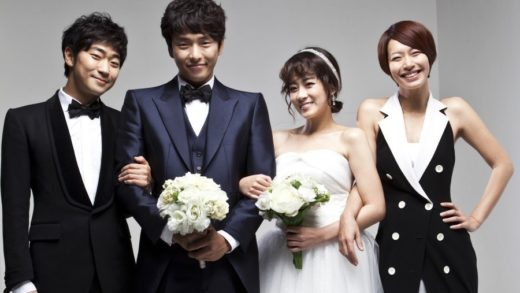 two wedding and a funeral, korean lesbian movies, korean gay